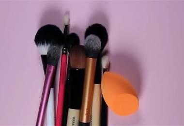 Le presentamos las siete brochas básicas para lograr el maquillaje perfecto