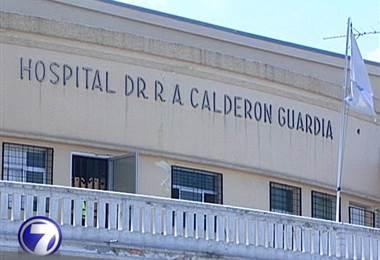 Hospital Calderón Guardia incrementa medidas de seguridad por presencia de bacteria