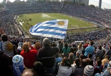 Estadio Centenario de Uruguay  Archivo.