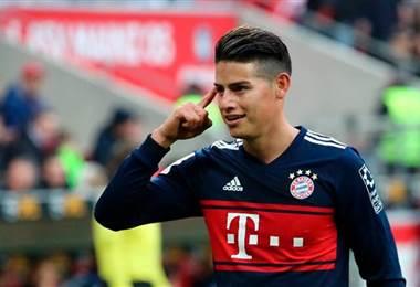 James Rodríguez, Bayern Munich