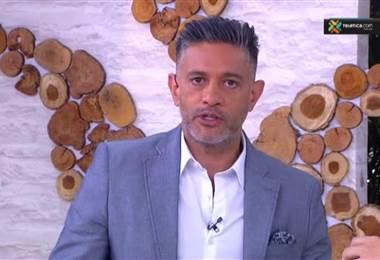 Fabricio Alvarado habló con Telenoticias