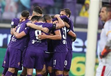Tomada del Facebook de la Fiorentina.