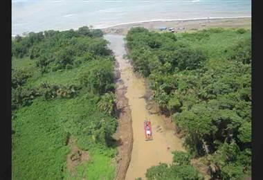 Costa Rica recibió de Nicaragua pago de compensación por daños en isla Portillos