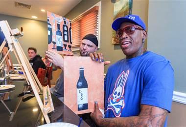 La exestrella de la NBA Dennis Rodman sentenciado por conducir ebrio