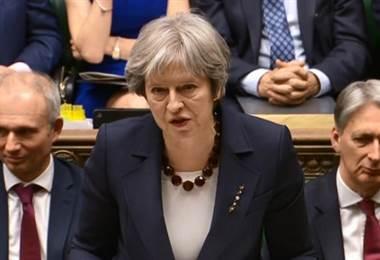 Londres expulsa a 23 diplomáticos rusos y suspende contactos bilaterales