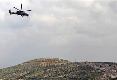 Siete soldados de EE. UU. muertos en accidente de helicóptero en Irak