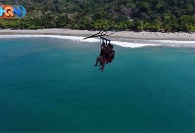 El cantón de Quepos encuentra en playa Manuel Antonio uno de los destinos turísticos preferidos por nacionales y extranjeros.