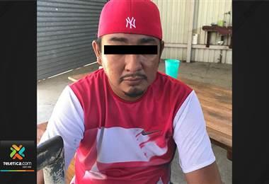 Guatemalteco fue detenido cuando intentaba sacar droga del país