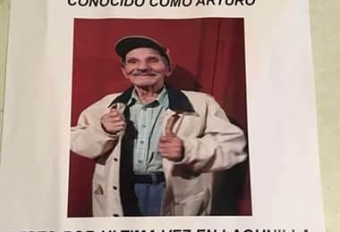 OIJ pide ayuda a la población para encontrar a adulto mayor desaparecido en Heredia