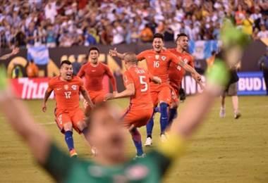 La Selección de Chile es la vigente campeona de la Copa América.