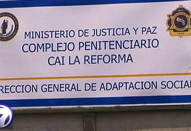 Cárcel La Reforma