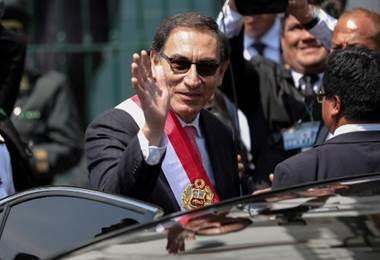 Nuevo presidente de Perú anuncia que su gabinete estará listo a inicios de abril