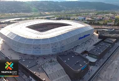 Así es el estadio donde La Sele enfrentará a Túnez este martes