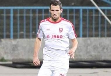 Bruno Boban tenía 25 años y jugaba en el club Marsonia.