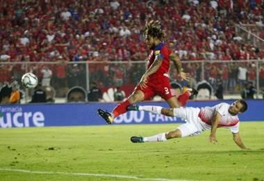 Gracias al gol, la popularidad de Torres se multiplicó en Panamá.
