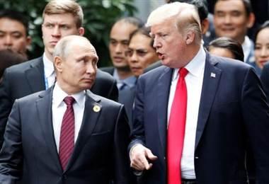 Están por ver cómo se verán afectadas a medio plazo las relaciones entre Rusia y Estados Unidos.