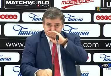 Conferencia de prensa Óscar Ramírez luego del partido de Costa Rica ante Túnez