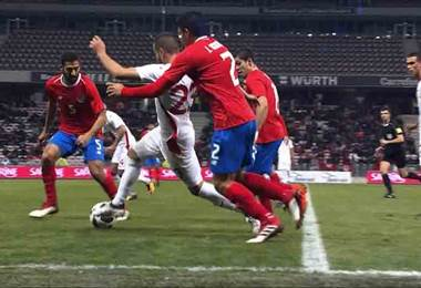 Reviva el partido Túnez vs Costa Rica 27 Marzo 2018