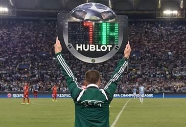 UEFA aprobó una cuarta variante en la prórroga.