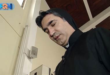 La misión de la comunidad Libanesa Maronita llega por primera vez a Costa Rica.  La iglesia las ánimas ubicadas sobre avenida 10 es la casa que alberga a esta congregación monástica.