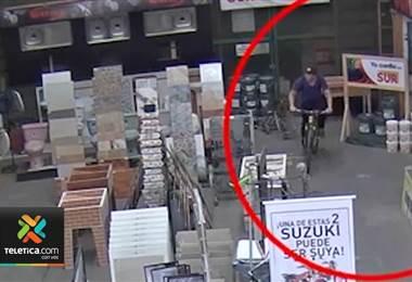 OIJ requiere colaboración para ubicar a varios sospechosos de robos y hurtos