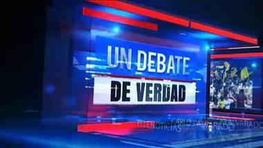 Debate Teletica 27 Marzo 2018