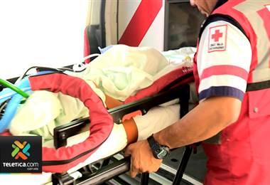 Bebé de 10 meses que cayó a un balde con agua en Nicoya continúa en estado delicado