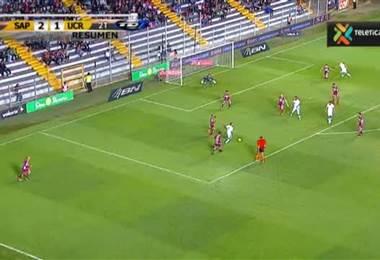 Fútbol Nacional:  Saprissa 2 - 1 UCR