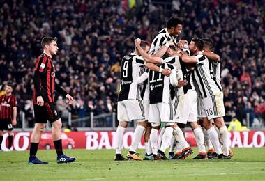 Foto cortesía Juventus FC en Facebook.