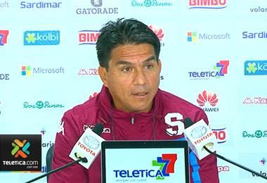 Vladimir Quesada justificó la irregularidad de Saprissa en los primeros meses frente al equipo