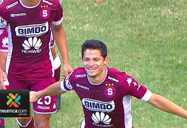 Saprissa recupera a Daniel Colindres para el partido del domingo ante Carmelita