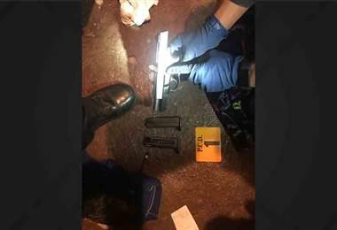 Policía desarticuló banda que usaba verdulería para venta de droga