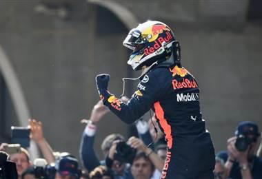 El australiano Daniel Ricciardo, piloto de Red Bull.