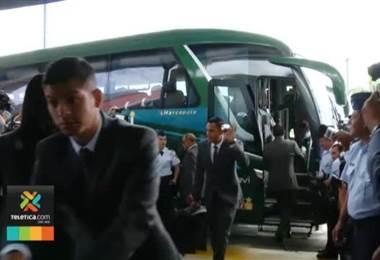 Selección de Brasil 2014 siempre tuvo en su memoria al lesionado Álvaro Saborío