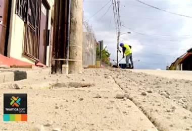 Un préstamo del Banco Interamericano de Desarrollo permitirá a municipalidades acceder a miles de millones para arreglar calles