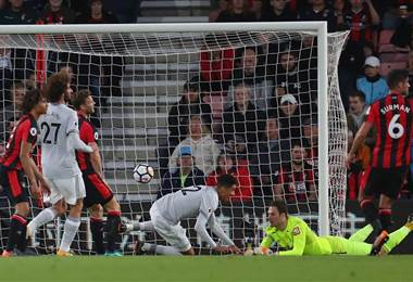 Chris Smalling, defensor del Manchester United.