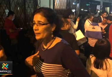 protestas nicaragua
