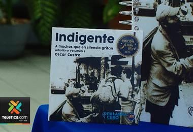 """Palabra Cero presenta el libro """"Indigente, a muchos que en silencio gritan"""""""
