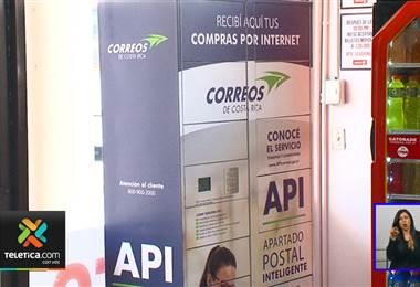 Correos de Costa Rica estrena servicio para retirar artículos comprados por internet