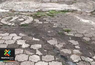 Salida de aguas negras preocupa a vecinos de Pinar de Montes de Oca