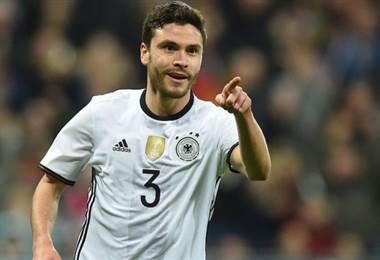 Jonas Hector, Alemania.|BBC