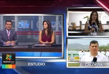EE. UU. entrega a Costa Rica las tres embarcaciones patrulleras para la lucha contra las drogas