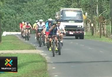 La Fortuna de San Carlos podría tener una ciclovía de 60 kilómetros