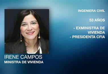 Este es el gabinete que acompañará a Carlos Alvarad