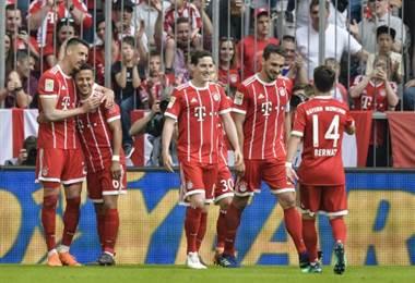 Bayern Munich.|AFP