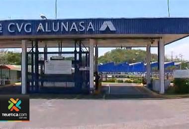 Empresa Alunasa deberá seguir cancelando salarios a trabajadores mientras se resuelve situación