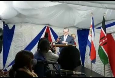 Inauguración de primera embajada de Costa Rica en África