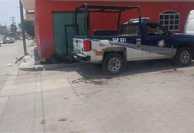 Turba golpea y prende fuego en México a cuatro presuntos ladrones