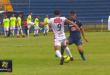 Reviva el partido Cartaginés vs Herediano 08 Abril 2018