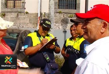 Policías de Tránsito de las municipalidades podrían quedarse sin boletas para hacer infracciones